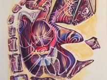 Mutant Ninjas by Gus Till