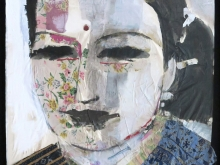 Ibu Biru by Jean Michel