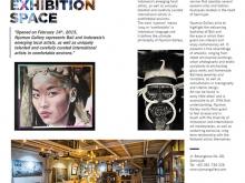 Nyaman Gallery on Traveler Magazine