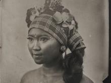 Yuma in Tenun Dance Costume