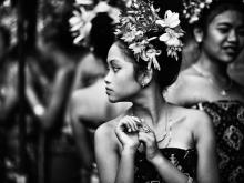 Yoga Raharja's Photograph in Nyaman Gallery Bali