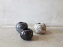 <strong>Marble Candle Holders</strong>