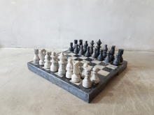 <strong>Marble Chess Set</strong>